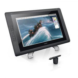 tavoletta grafica con schermo integrato wacom cintiq 22hd