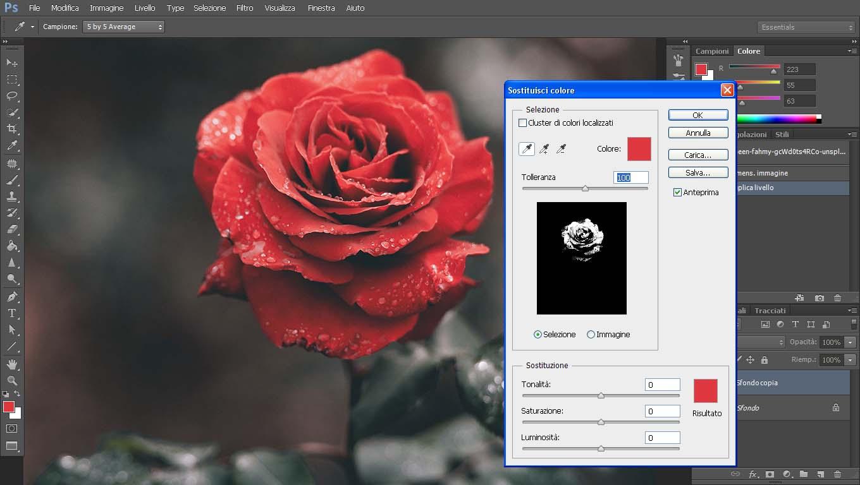 Come Cambiare Colore Ad Un Oggetto Con Photoshop