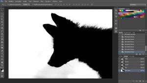 scontornare immagini difficili con Photoshop tramite canali e curve