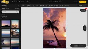come inserire immagini su PixTeller