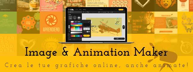 creare grafiche online con PixTeller