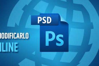 modificare PSD online